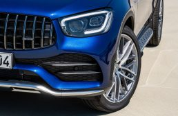 The new Mercedes-AMG GLC 43 4MATIC – Official data and photos