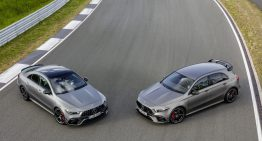 It is official! Mercedes-AMG A 45 and CLA 45 with 387 or 421 hp are here