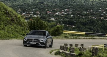 Test drive Mercedes-Benz CLA 220