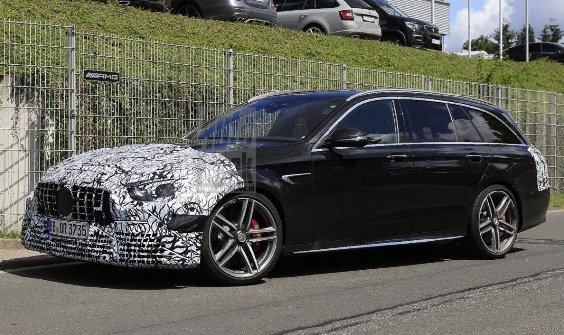 Revamped Mercedes-AMG E 63 gets sportier – new spy pics
