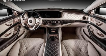 Mercedes-Maybach Aurum Edition – Some like it… gold