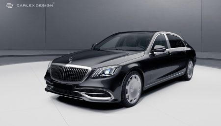 Carlex Mercedes-Maybach Aurum Edition (4)