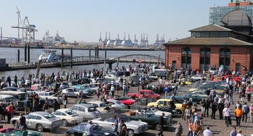 Hamburg-Berlin-Klassik Rally – What are the iconic Mercedes models in the competition?