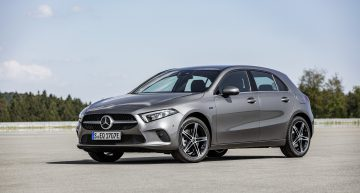 First contact: Mercedes-Benz A 250 e, the A-Class in plug-in hybrid guise