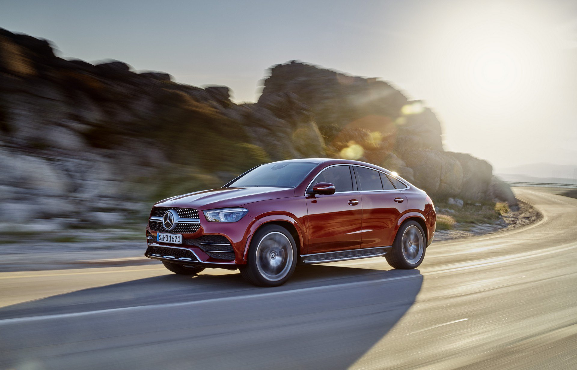 Mercedes Gle Coupe >> The New Mercedes Benz Gle Coupe Official Data And Photos
