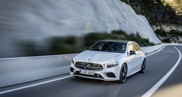 Mercedes-Benz sales – The records of July