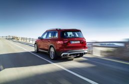 The new Mercedes-AMG GLB 35 4MATIC – Official data and photos