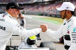 Official: Valtteri Bottas remains Lewis Hamilton's team mate for Formula 1 2020 season