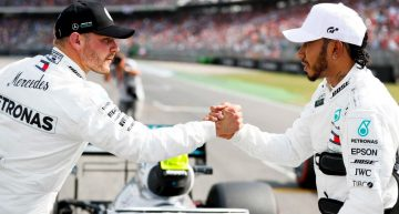 Official: Valtteri Bottas remains Lewis Hamilton's team mate for Formula 1 2020 season