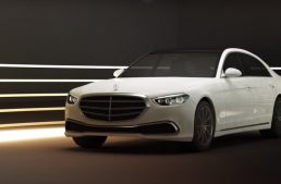 Is this the 2020 Mercedes-Benz S-Class? Digital renders seem so real