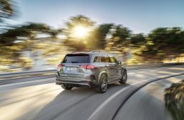 Mercedes-Benz GLE gets top score at the new Euro NCAP highway assist tests