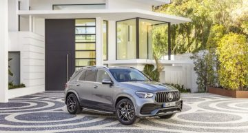 New Mercedes-AMG GLE 53 4MATIC+ now available for order