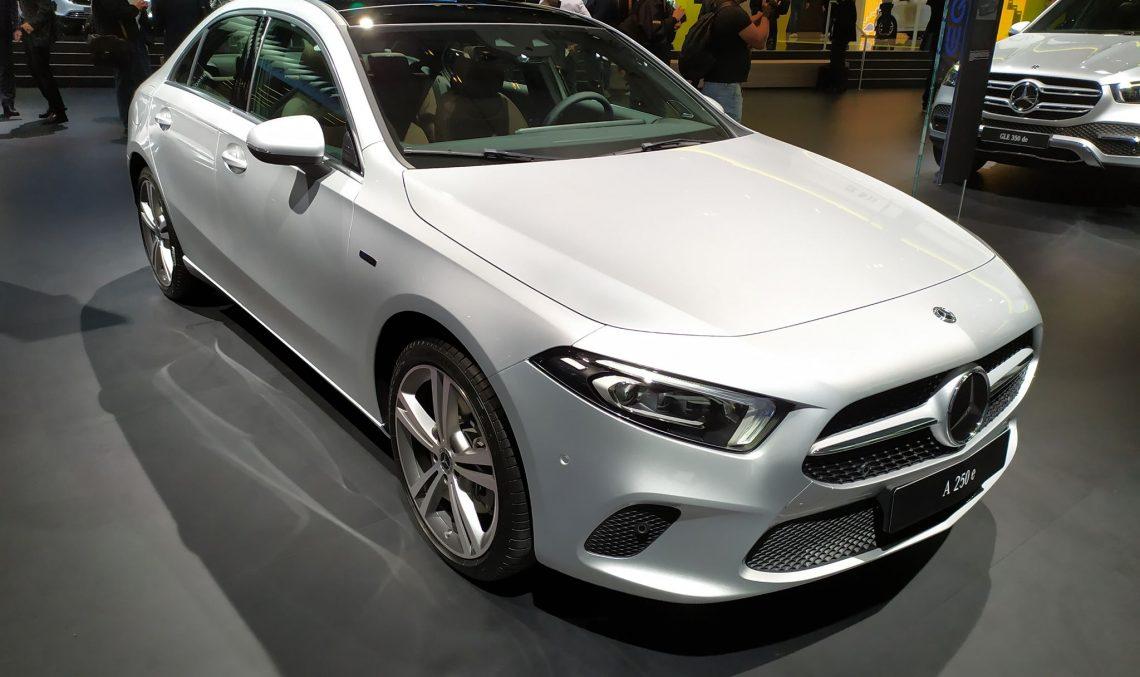 Live IAA 2019 – The new Mercedes-Benz A 250 e and B 250 e