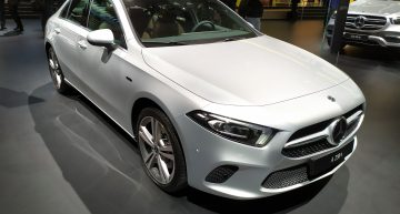 Live IAA 2019 – The new Mercedes-Benz A 250 e and B 250 e