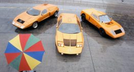 50 years have passed! The Mercedes-Benz C 111. The record-breaker