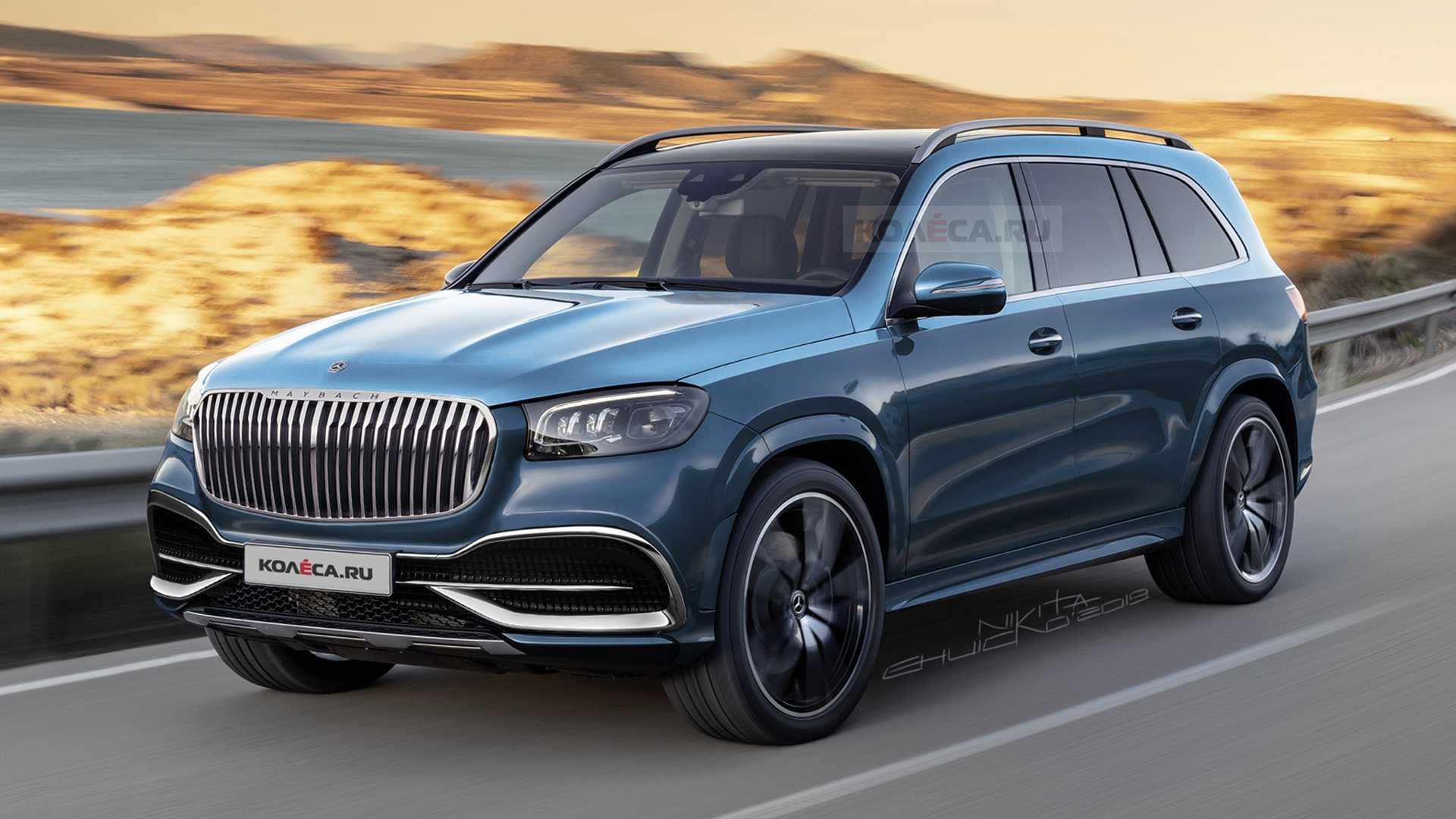 Maybach Suv On Its Way When Will It Arrive
