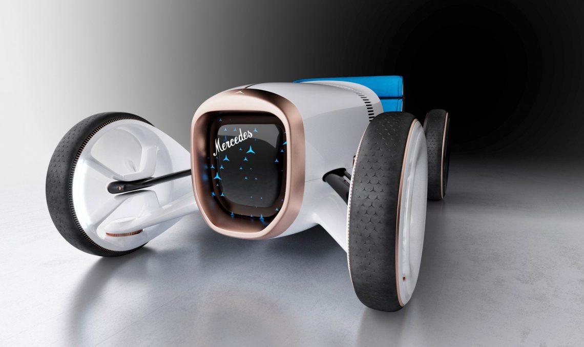 Vision Mercedes Simplex – When history goes digital