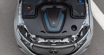 Daimler stops development of combustion engines. Meeting European targets for CO2 emissions, a challenge