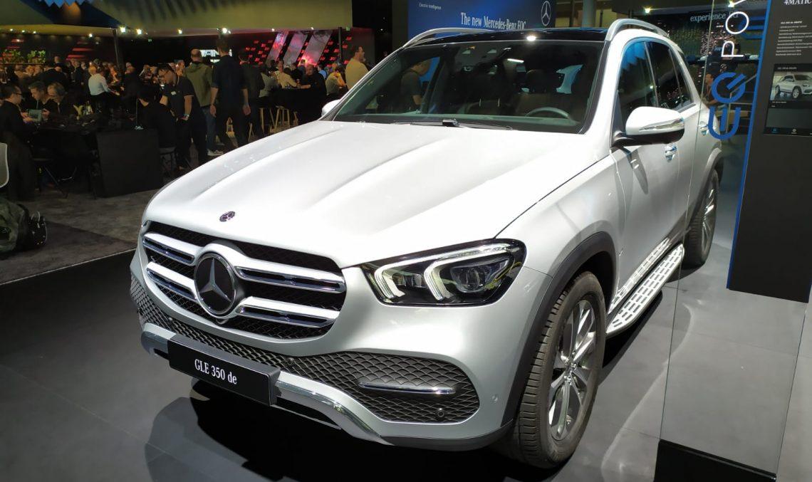 Mercedes gle hybrid 2019