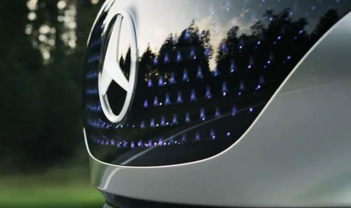 Last teaser: Vision EQS is the name of the electric limousine Mercedes-Benz is bringing to IAA 2019