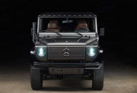 Mercedes-Benz G-Class restored (3)
