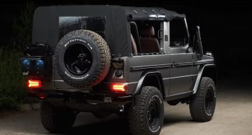 40 years after – What has become of the G-Class?