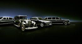 Mercedes-Benz Guard since 1928. The company's safest limousines