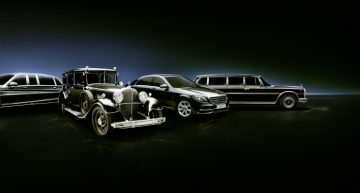 Mercedes-Benz Guard since 1928. The company's safest limousines