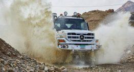 The new Mercedes-Benz Zetros – The unbeatable off-roader