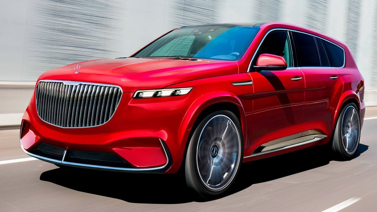Mercedes Maybach Gls Render Very Close To The Real Deal Mercedesblog