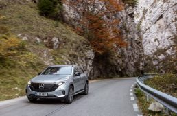 Test drive – Mercedes-Benz EQC