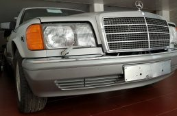 Time capsule: Brand new Mercedes-Benz 560 SEL from 1986 is for sale