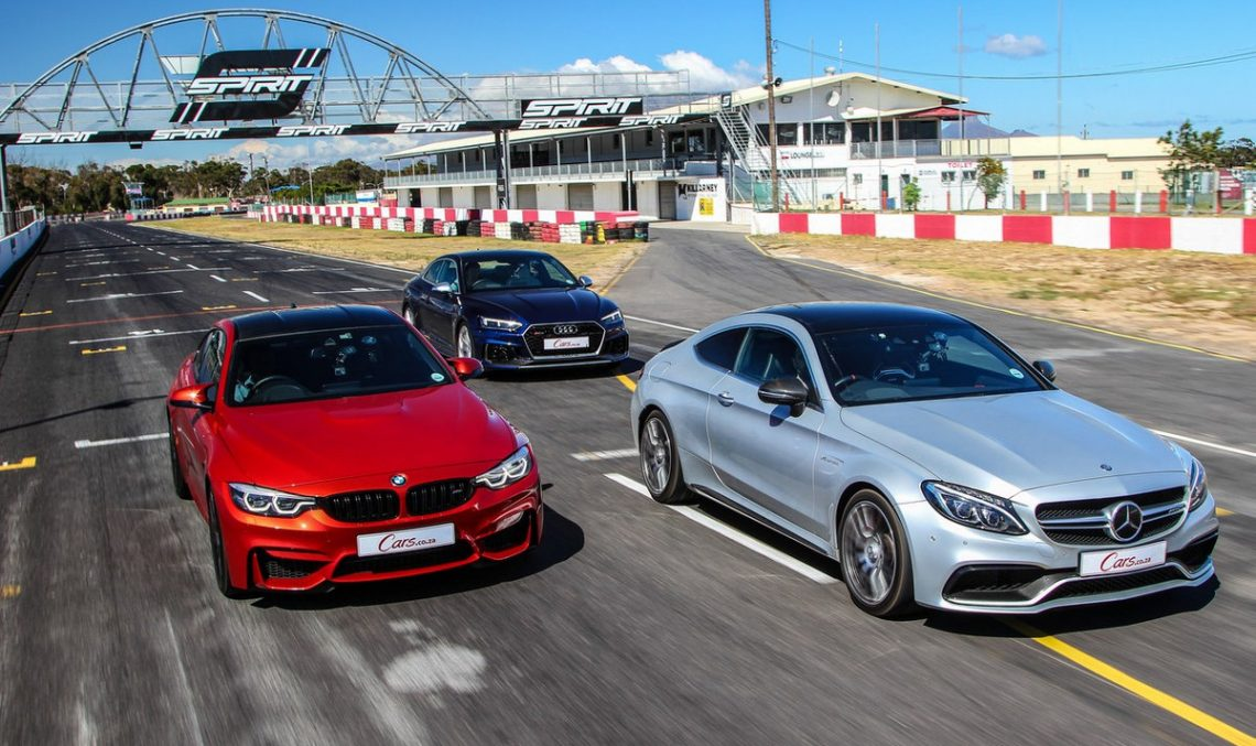 Premium sales in October: Mercedes is still No1, ahead of BMW and Audi
