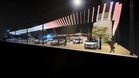 Mercedes-Benz Guangzhou Motor Show