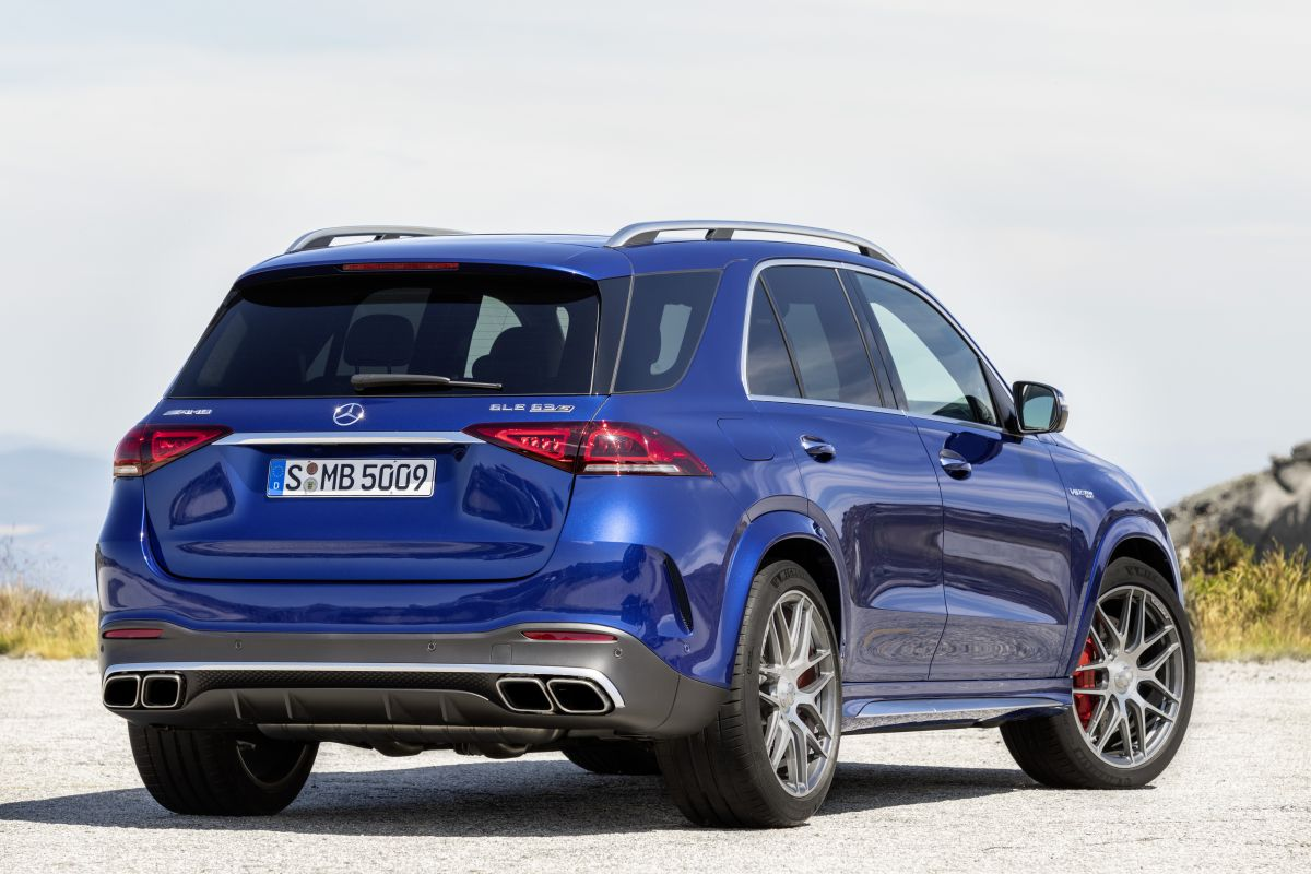 2021 Mercedes GLE Price, Design and Review