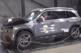 EuroNCAP – How safe is the new Mercedes-Benz GLB?