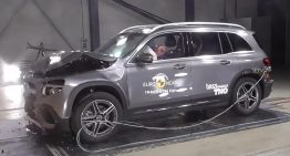 EuroNCAP – How safe is the new Mercedes-Benz GLB?