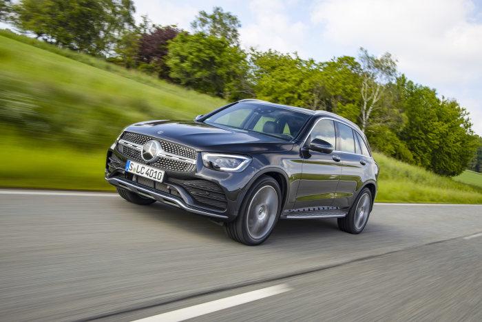 Mercedes-Benz Sales – worldwide growth in unit sales