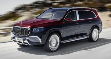 Guangzhou Auto Show 2020: This is the Mercedes-Maybach GLS 600 4MATIC