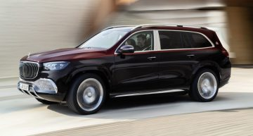 Top 6 most luxurious SUVs on the planet