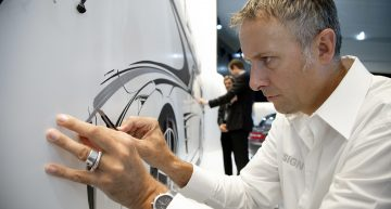 Meet Steffen Köhl, the man who shapes up the future of Mercedes-Benz. Literally