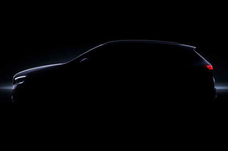 Last teaser: 2020 Mercedes GLA reveals tougher SUV profile