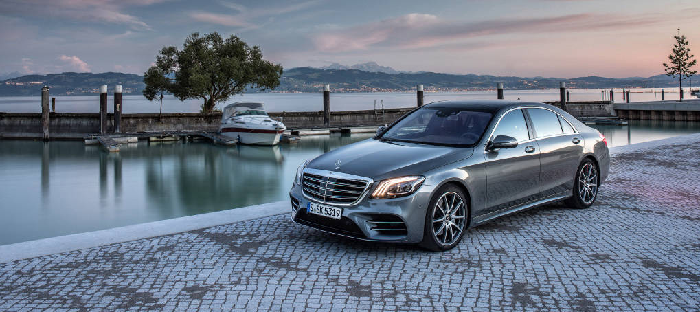 Mercedes-Benz Sales – November record for the premium company