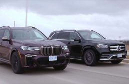 First comparison test: The 2020 Mercedes GLS finally faces the BMW X7 (video)