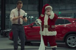 The story of the greatest salesman, who sales Mercedes-Benz cars at the North Pole