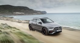 Sales release for the new Mercedes-Benz GLA