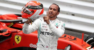 Shock twist: Is Lewis Hamilton leaving Mercedes for Ferrari in 2021?