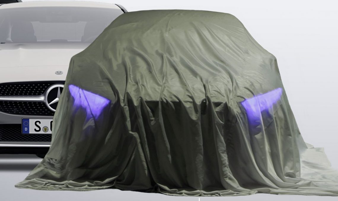 First teaser: Mercedes-Benz EQS luxury electric limo previewed