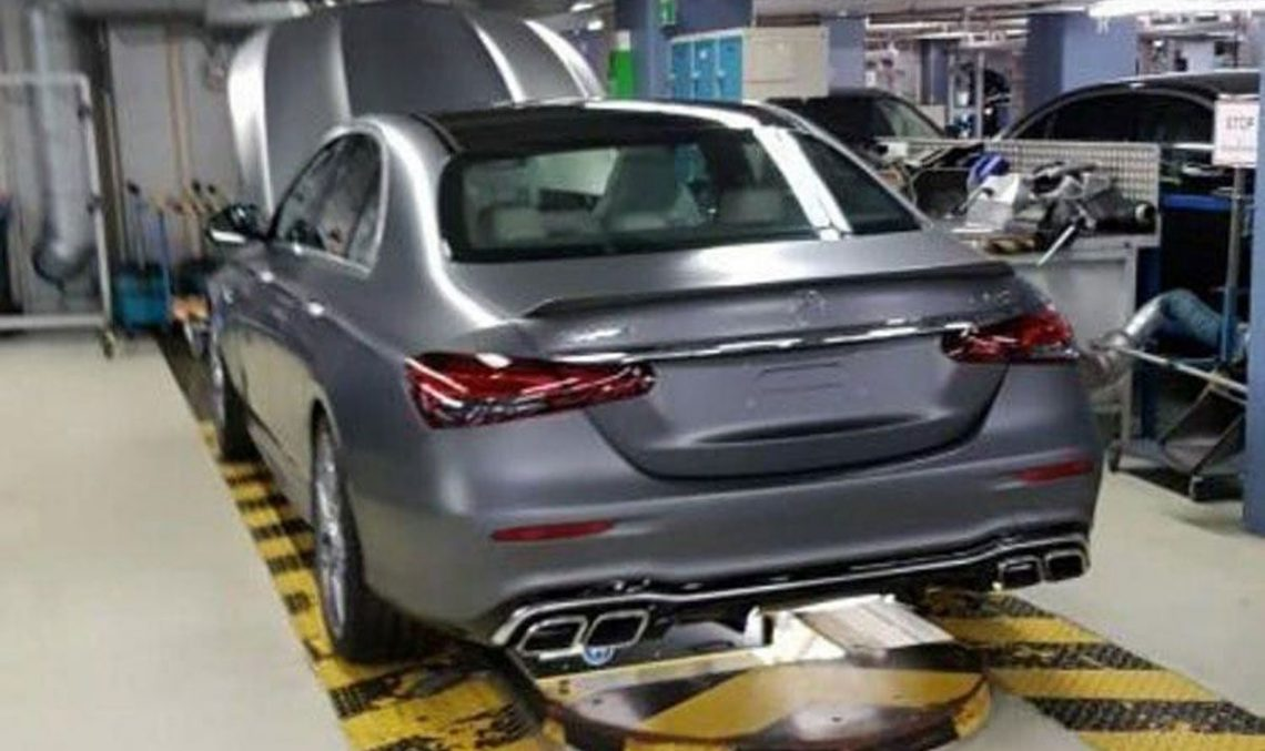 2020 Mercedes-AMG E 63: Updated super sedan revealed