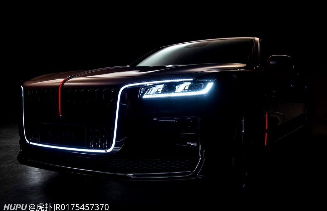 Mercedes-Maybach, beware! Hongqi H9 – This is the car that China throws against the Mercedes